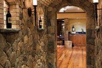 30 brick basement ceiling