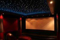 37 starry lights basement ceiling