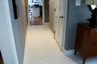 DIY ceramic floors painting