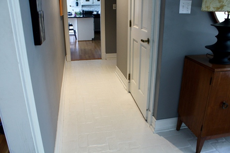 6 DIY Kitchen Floors Updates And Renovations To Try - Shelterness