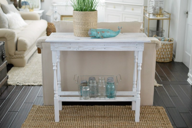 Coastal Shabby Chic Decor