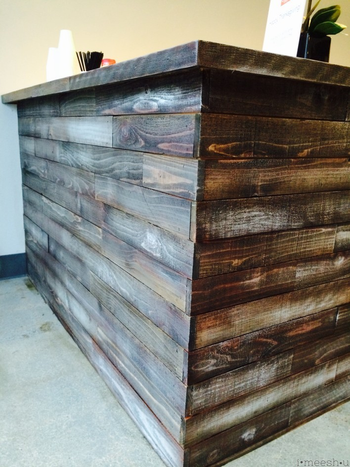 20 diy faux barn wood finishes for any type of wood