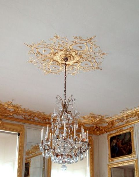 gilded molding
