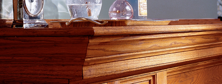 How to apply wood stain (via sherwin-williams)