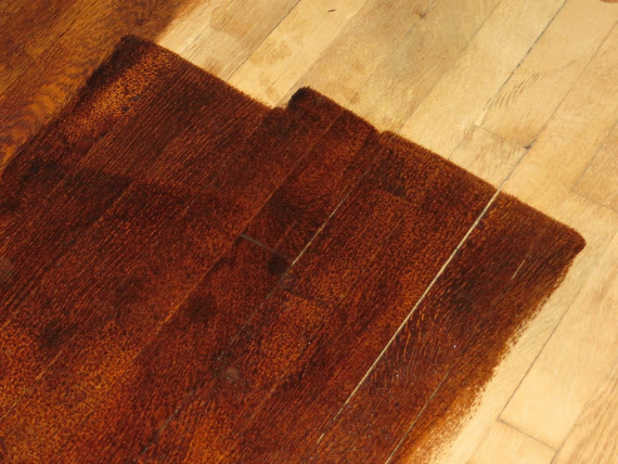 How to stain wood in 8 steps (via wood-finishes-direct)