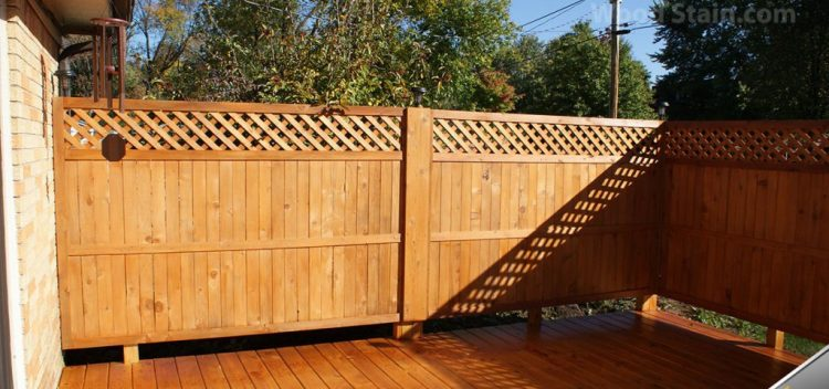 How to stain your deck (via defywoodstain)
