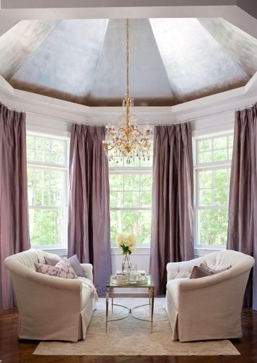 24 Trendy Modern Metal Ceiling Décor Ideas - Shelterness