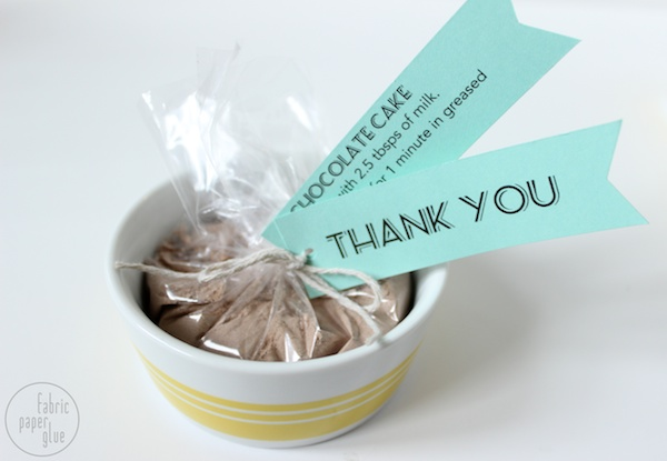 Baby Shower Favors To Make ~ Simple and quick to make diy baby shower favors