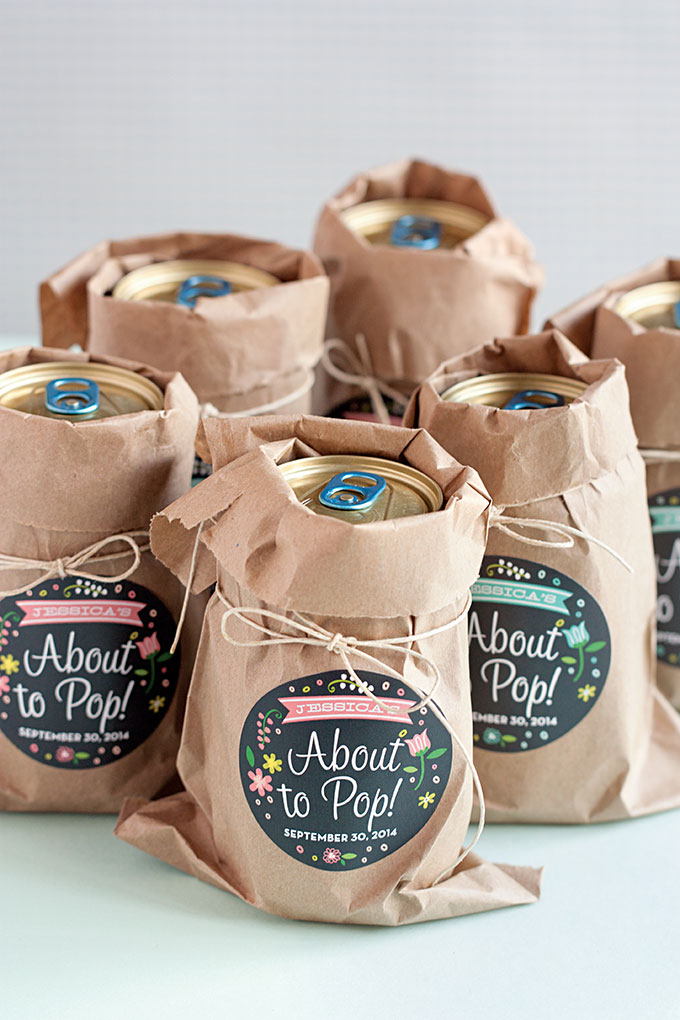 10 Simple And Quick To Make Diy Baby Shower Favors