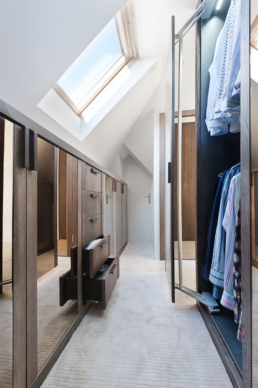 small attic storage ideas - 26 Creative And Smart Attic Storage Ideas To Try Shelterness