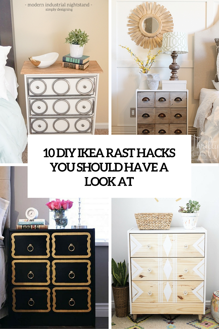 10 diy ikea rast hacks you should have a look at cover