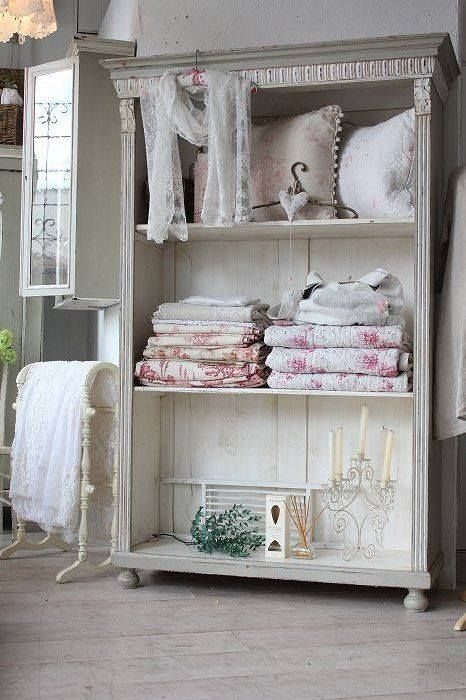 26 Adorable Shabby Chic Bathroom Decor Ideas