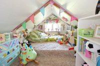 14 modern attic kids' room