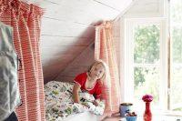 19 cozy kid attic nook