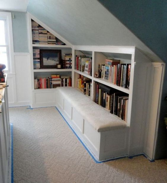 9 Wall Storage Ideas That You Need To Try: 26 Creative And Smart Attic Storage Ideas To Try