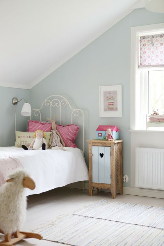 30 cozy attic kids rooms and bedrooms shelterness Bedrooms for girls