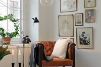 23 vintage-inspired gallery art wall