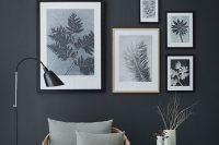 26 botanical-inspired gallery wall art