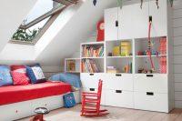 27 cozy attic boys' bedroom