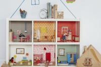 DIY Kallax dollhouse