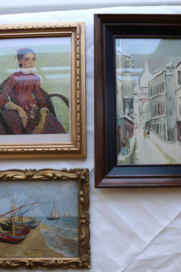10 diy vintage frames for a refined touch to your photos