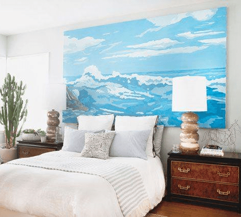 DIY large scale seascape (via completely-coastal)