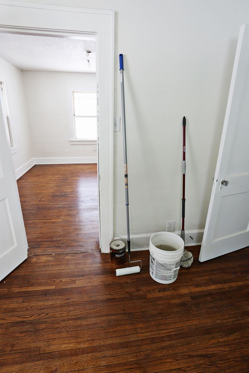 Picture Of How To Refinish Wood Floors