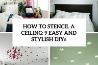 how-to-stencil-a-ceiling-9-easy-and-stylish-diys-cover