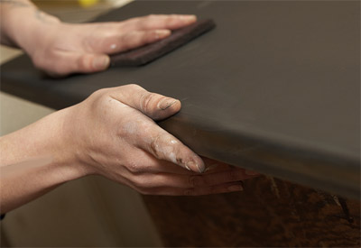 How to refinish wood furniture (via yankeemagazine)