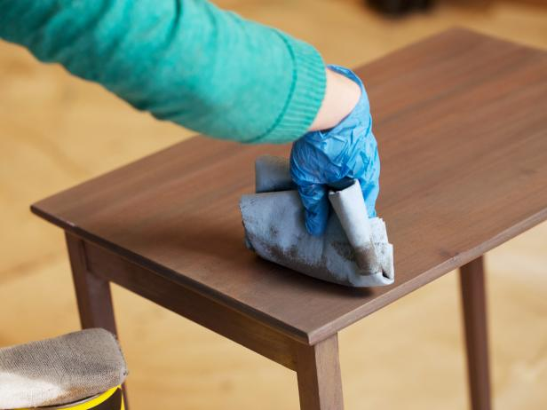 How to strip and refinish wood furniture (via diynetwork)