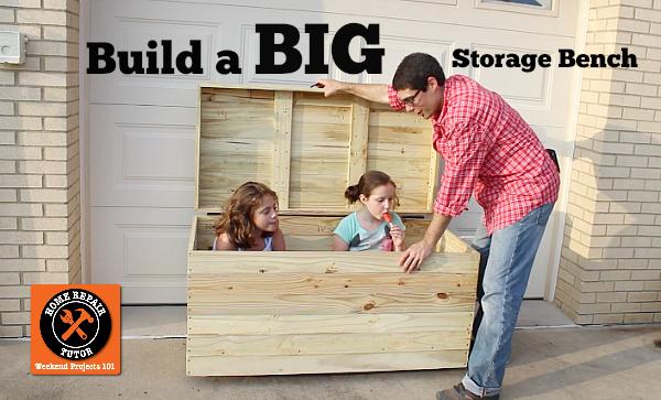 Stupendous 10 Smart Diy Outdoor Storage Benches Shelterness Uwap Interior Chair Design Uwaporg