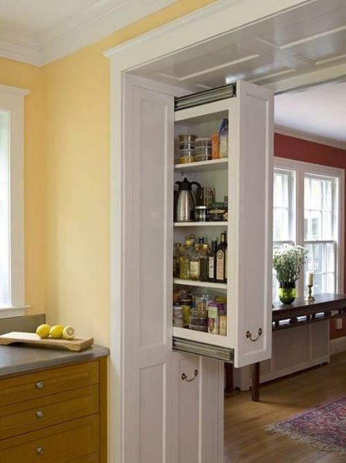 29 Best In Wall Storage Ideas To Save