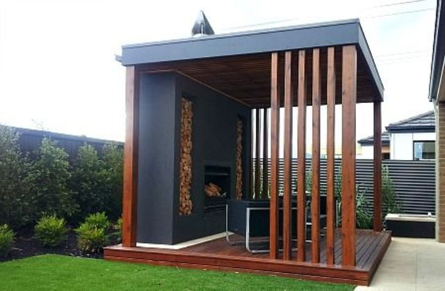 23 Modern Gazebo And Pergola Design Ideas Youll Love