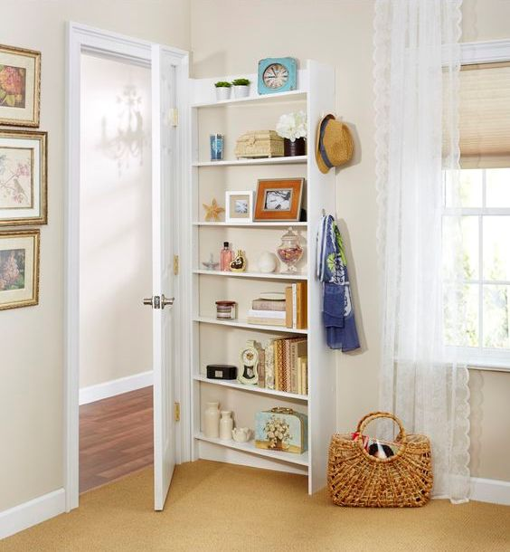 24 Clever And Comfy Bedroom Wall Storage Ideas Shelterness