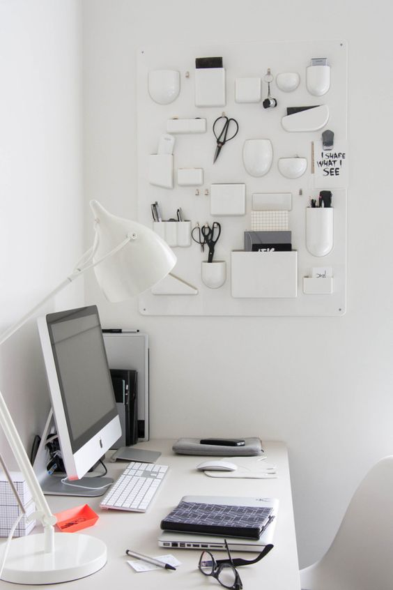 multipurpose wall storage for all kinds of stuff