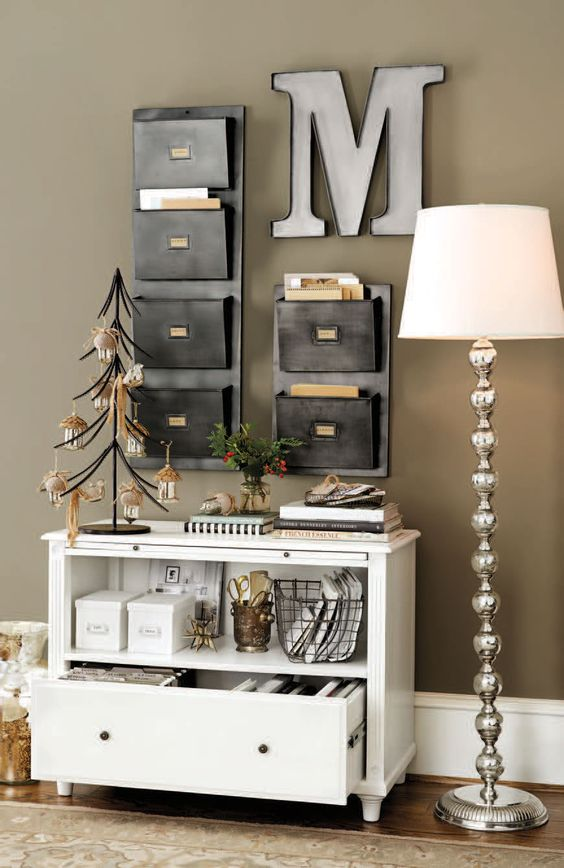 29 Creative Home Office Wall Storage Ideas Shelterness