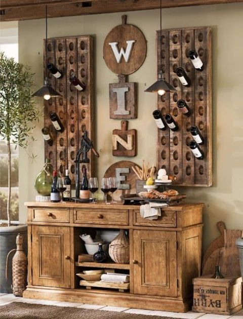 26 Wine Storage Ideas For Those Who Don\'t Have A Cellar - Shelterness