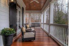 rosewood porch