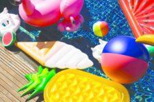 08 bold fruit floats and beach balls