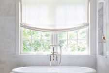 11 simple white shade works great if you don't pull it down too often