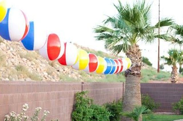 Beach Party Decoration Ideas For Kids