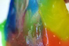 DIY Borax-free edible slime