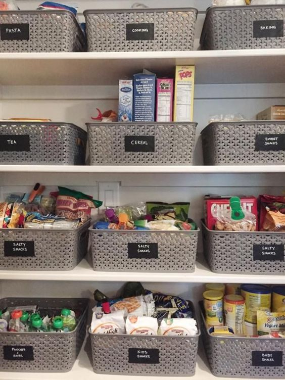 21 Jars And Containers To Organize Food In Your Pantry Shelterness