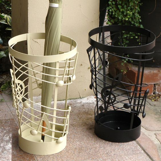note umbrella stands