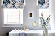 15 floral shades bring a spring and summer feel
