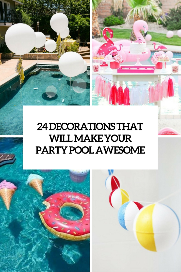 Screened In Pool Decorating Ideas