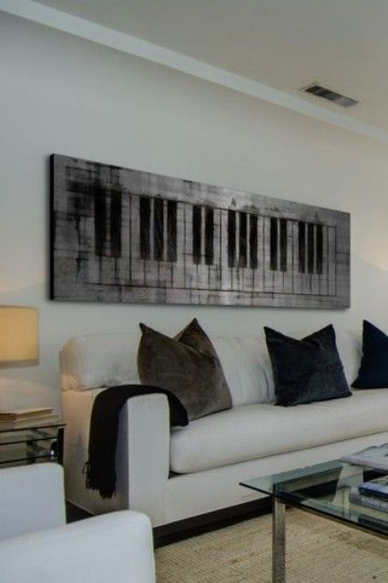 Creative Home Cor Ideas For Music Lovers Shelterness