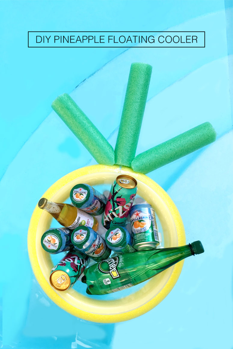 13 simple and funny diy pool noodle crafts