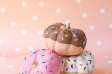 05 donut pumpkins are the best ones to have fun