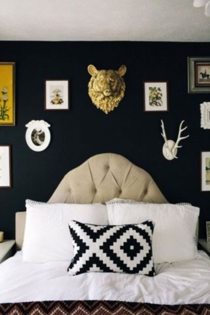 DIY your own cool animal head to fit your interior
